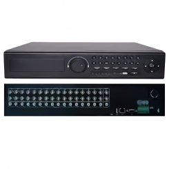 Secure 2032 32 Channel D1 DVR